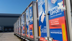 Moran Logistics Trailer (Sapper Support Livery) - 2
