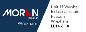 Moran Logistics - Wrexham