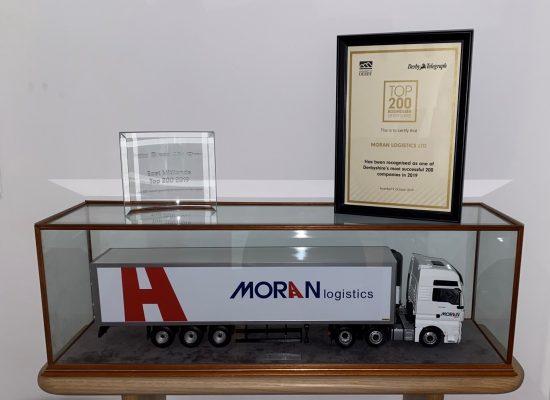 Moran Awards